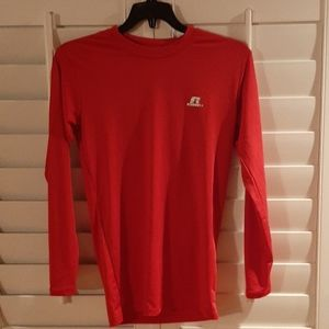 Russell Athletic Dri power Compression shirt.